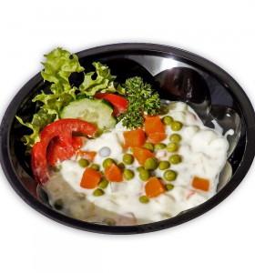 Saláták ( 20 dkg ) csomagolt