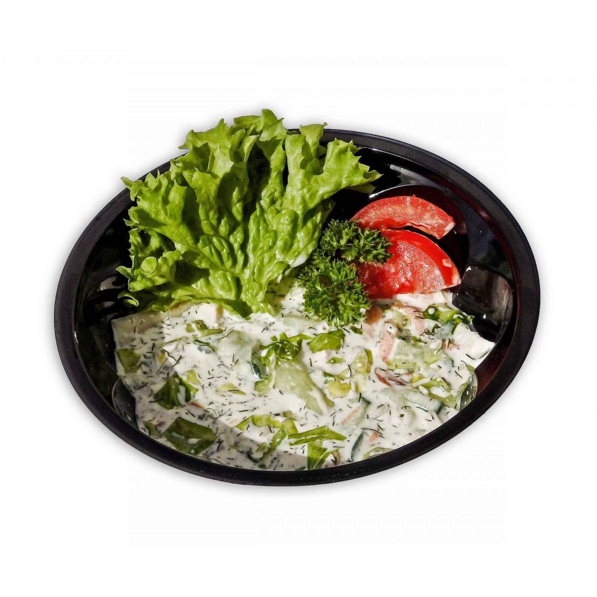 Joghurtos csirkesaláta  lédig/kg
