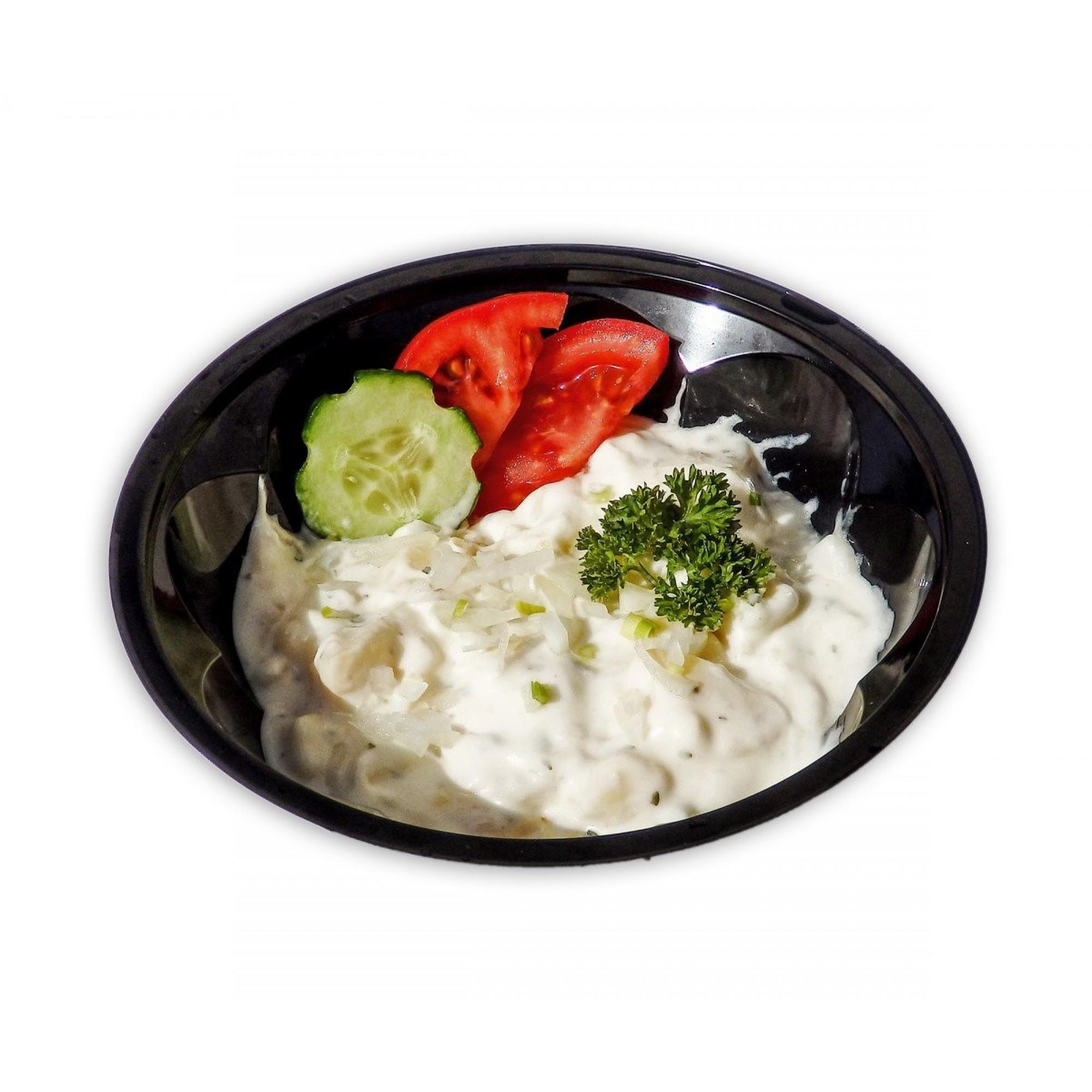 Majonézes burgonyasaláta  lédig/kg