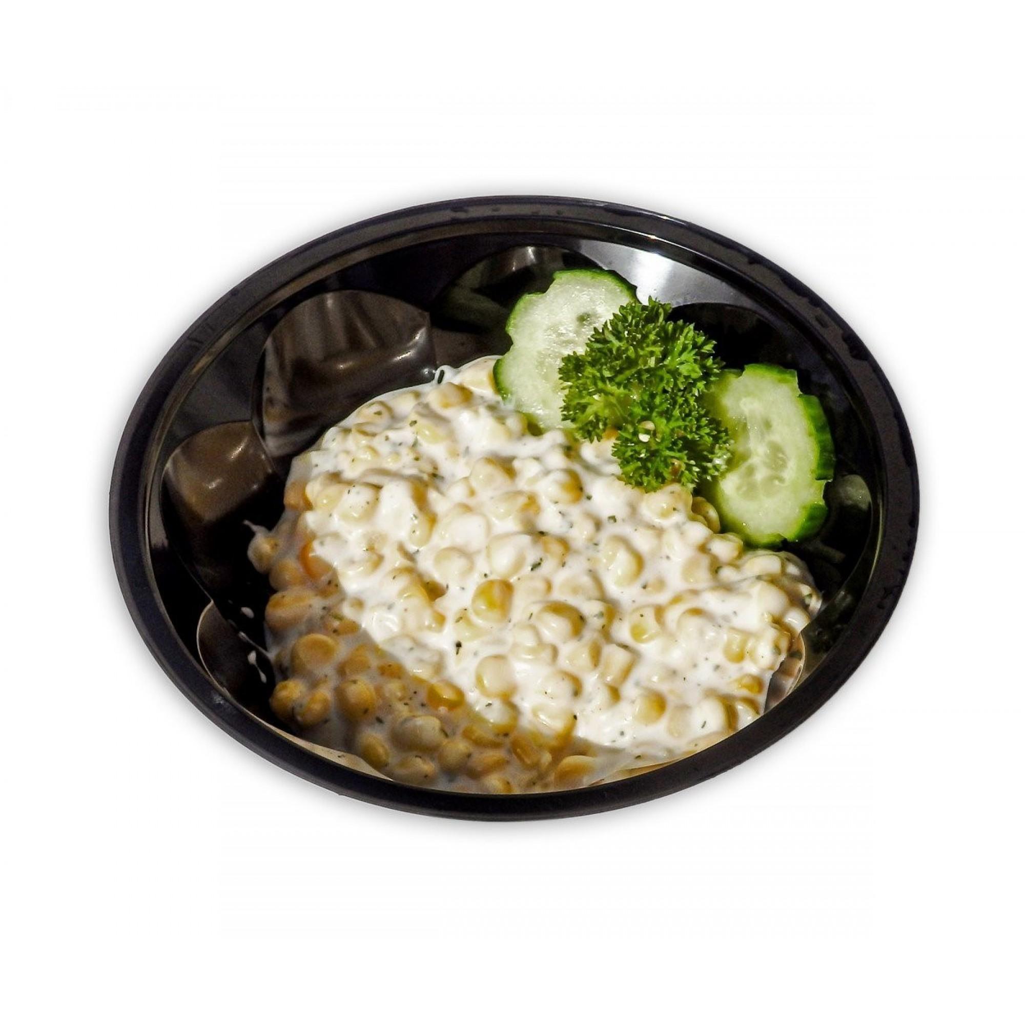 Majonézes kukoricasaláta lédig/kg